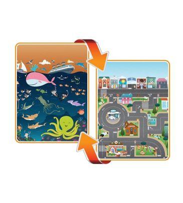 Mata Prince Lionheart playMAT 7712 ocean/city