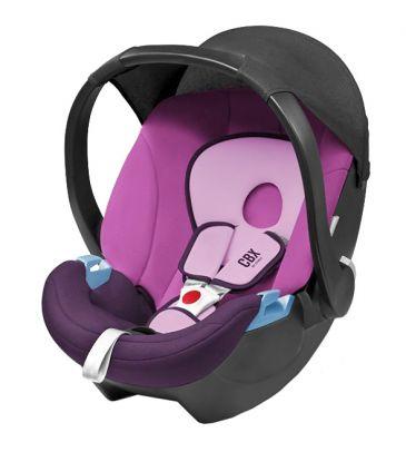 Fotelik samochodowy 0-13 kg Cybex Aton Basic purple rain