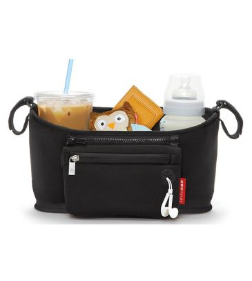 Organizer do wózka Skip Hop Grab and Go black