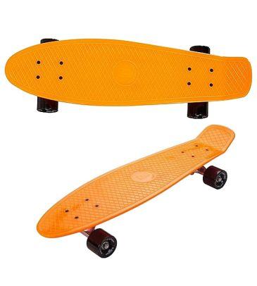 Deskorolka Kidzmotion Deckboard 28' pomarańczowa