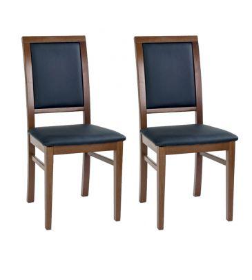 Krzesło 2 szt. Forte Lati KR0096-D47-LAT1