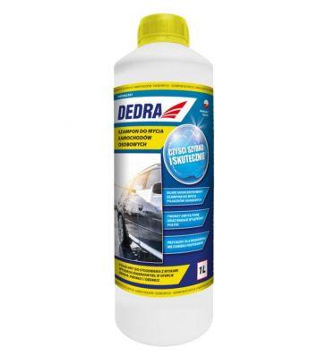Szampon do mycia samochodów osobowych DEDRA DED8823A1 1L