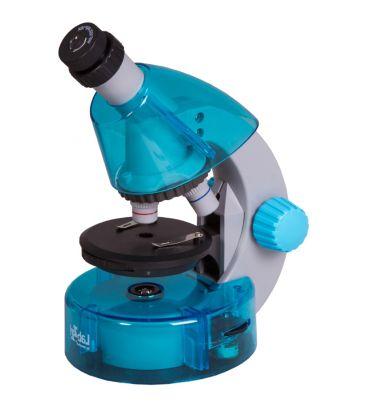 Mikroskop edukacyjny Levenhuk LabZZ M101 azure