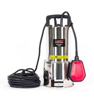 Pompa zanurzeniowa do brudnej wody NAC SPE75INOX-L 750W