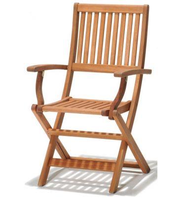 Fotel składany TULLAMORE