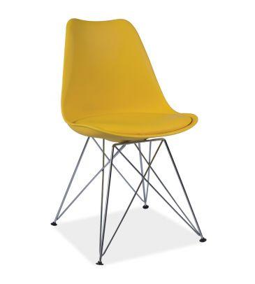 Krzesło Signal TIM żółte