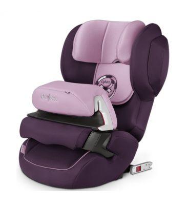 Fotelik samochodowy 9-18 kg Cybex Juno 2-FIX princess pink