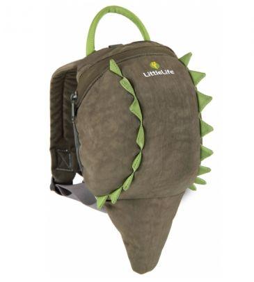 Plecak dziecięcy Littlelife Animal Pack 1-3 lata krokodyl