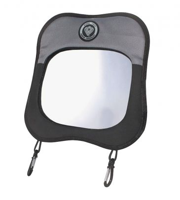 Lusterko Prince Lionheart Child View Mirror black/grey 0306