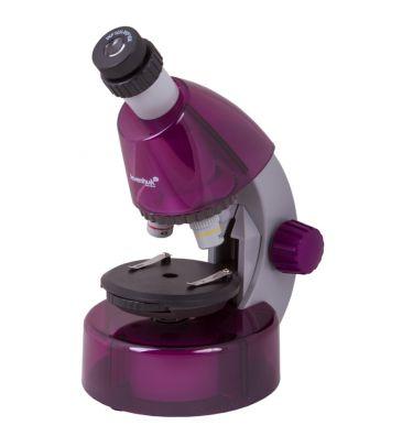 Mikroskop edukacyjny Levenhuk LabZZ M101 amethyst