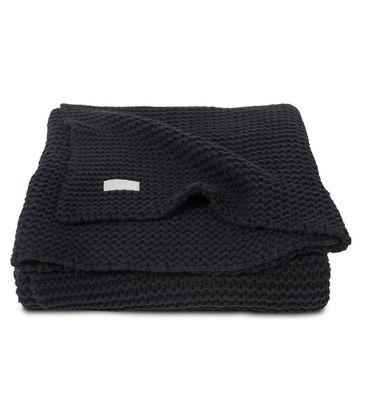 Koc Jollein 100x150 heavy Knit 516-522-65089 czarny