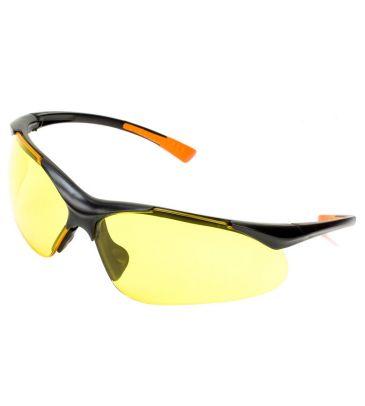 Okulary ochronne żółte NAC B502