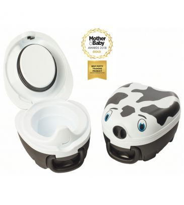 Przenośny nocnik My Carry Potty cow
