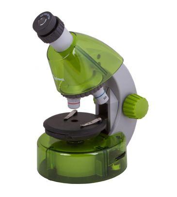 Mikroskop edukacyjny Levenhuk LabZZ M101 lime