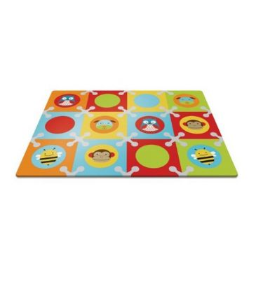 Mata podłogowa dla dziecka SKIPHOP playmat zoo WYPRZEDAŻ W131