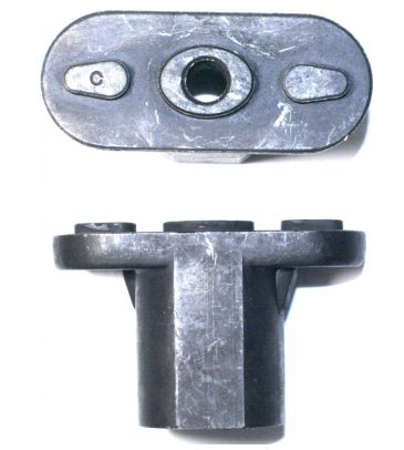 Adapter noża do kosiarki bez napędu NAC 461, 511, LP S511H-6-01