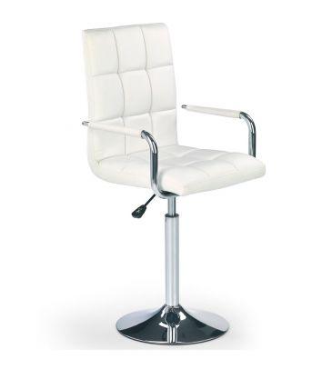 Fotel obrotowy Halmar Gonzo biały