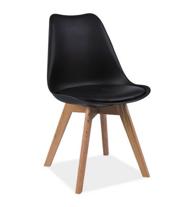 Krzesło Signal Kris czarne