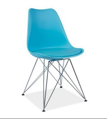 Krzesło Signal TIM niebieskie