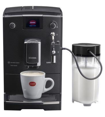 Ekspres ciśnieniowy Nivona CafeRomatica 680 z pojemnikiem na mleko