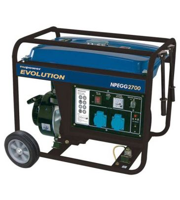 Generator prądotwórczy Nutool NPEGG2700