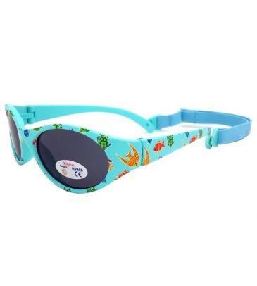 Okulary przeciwsłoneczne Kiddus Kids Comfort KI30110 fish
