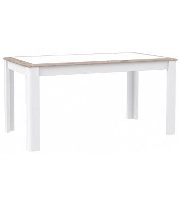 Stół rozkładany 160-207 Forte Canne CQNT16