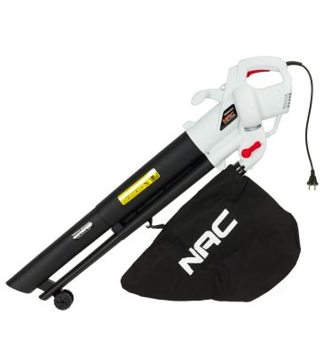 Odkurzacz elektryczny ogrodowy NAC VBE320-FS-J