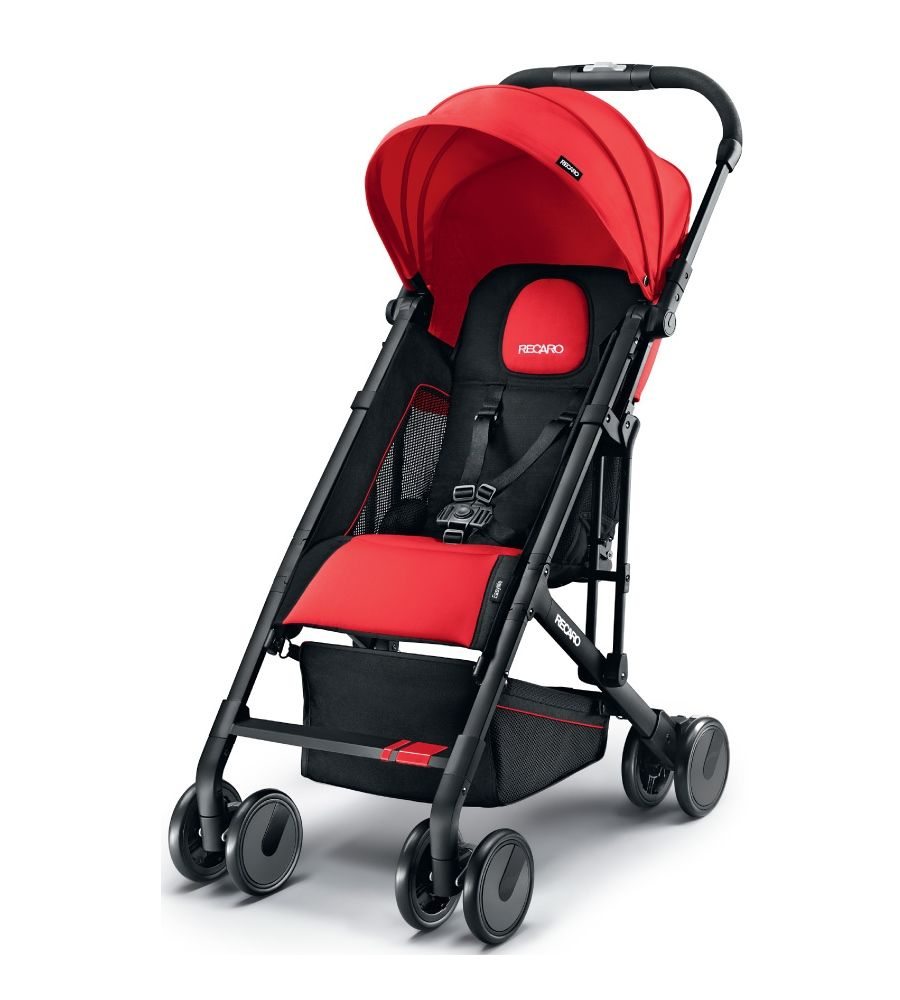 Wózek spacerowy Recaro Easylife ruby