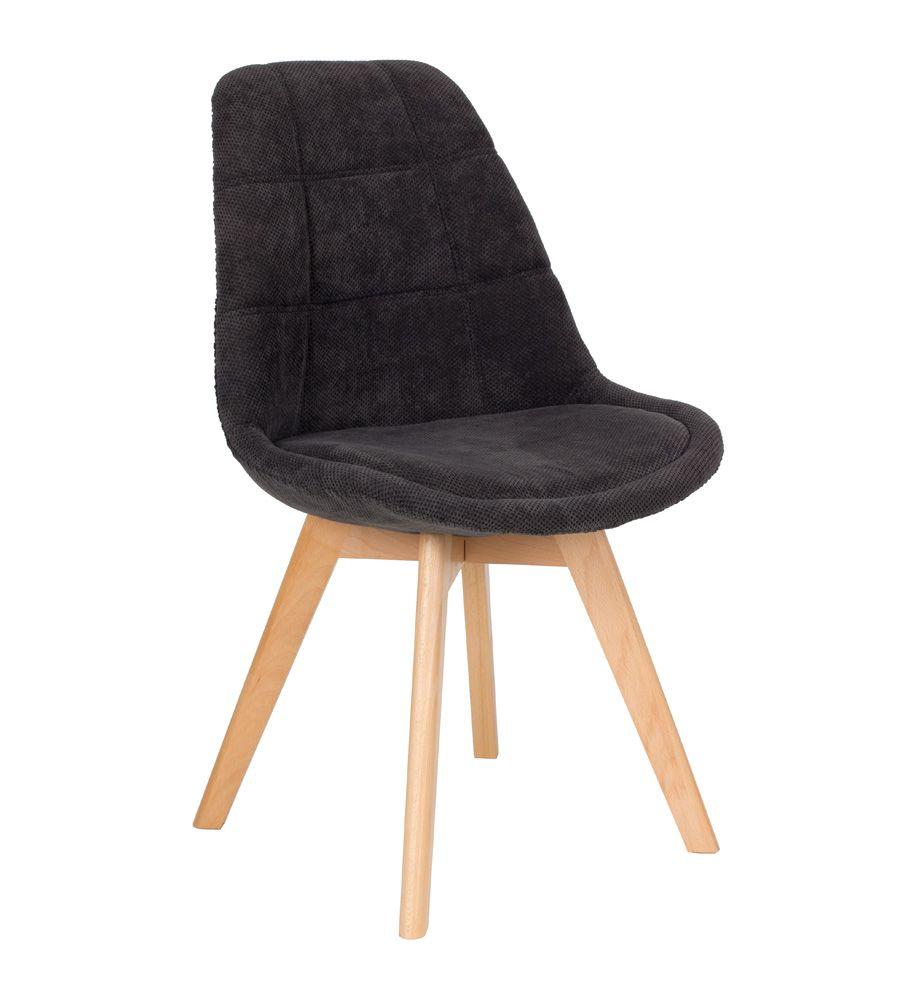 Krzesło LCN Parril czarne