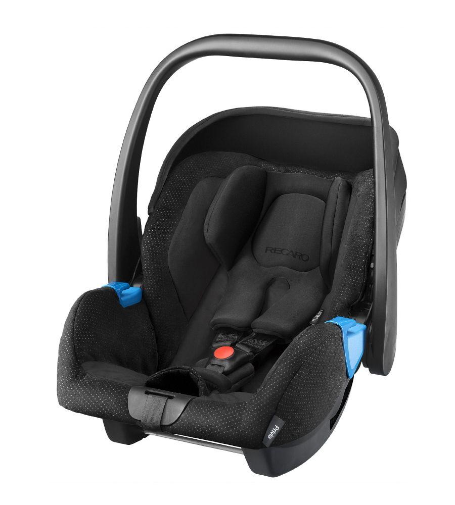 Fotelik samochodowy 0-13 kg Recaro Privia black