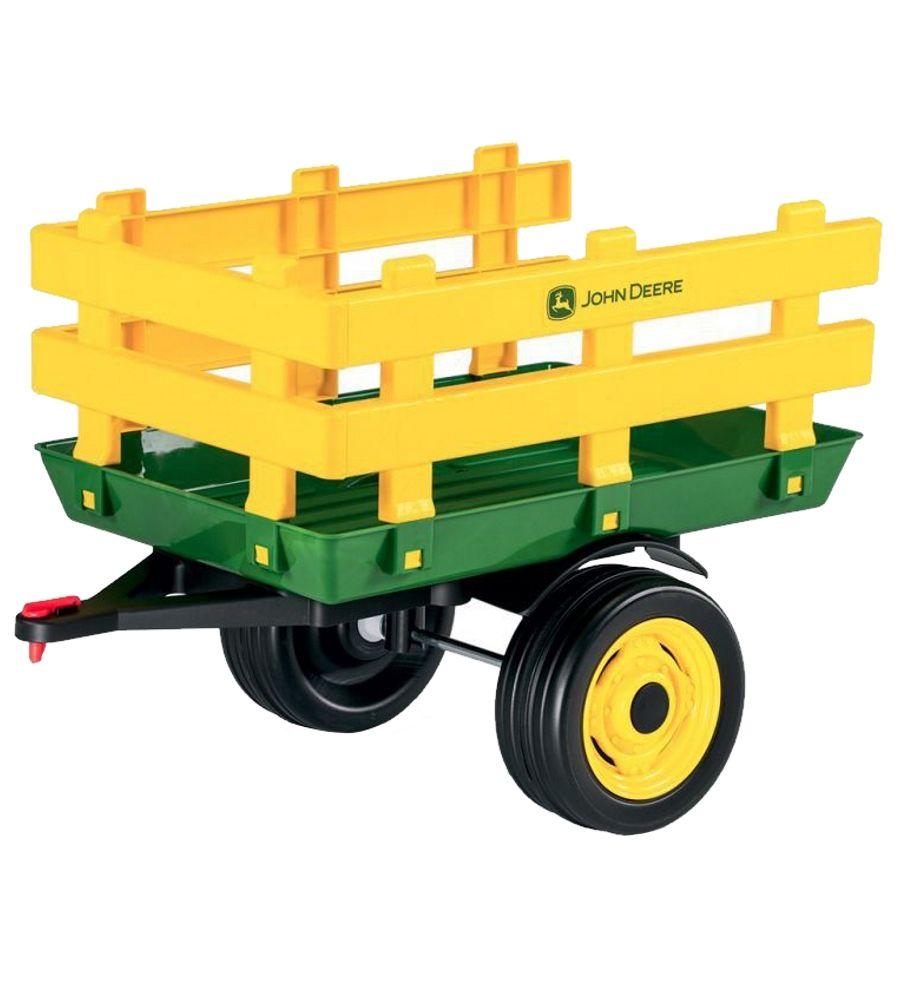 Przyczepa do koparki/traktora Peg Perego John Deere Trailer IGTR 0941