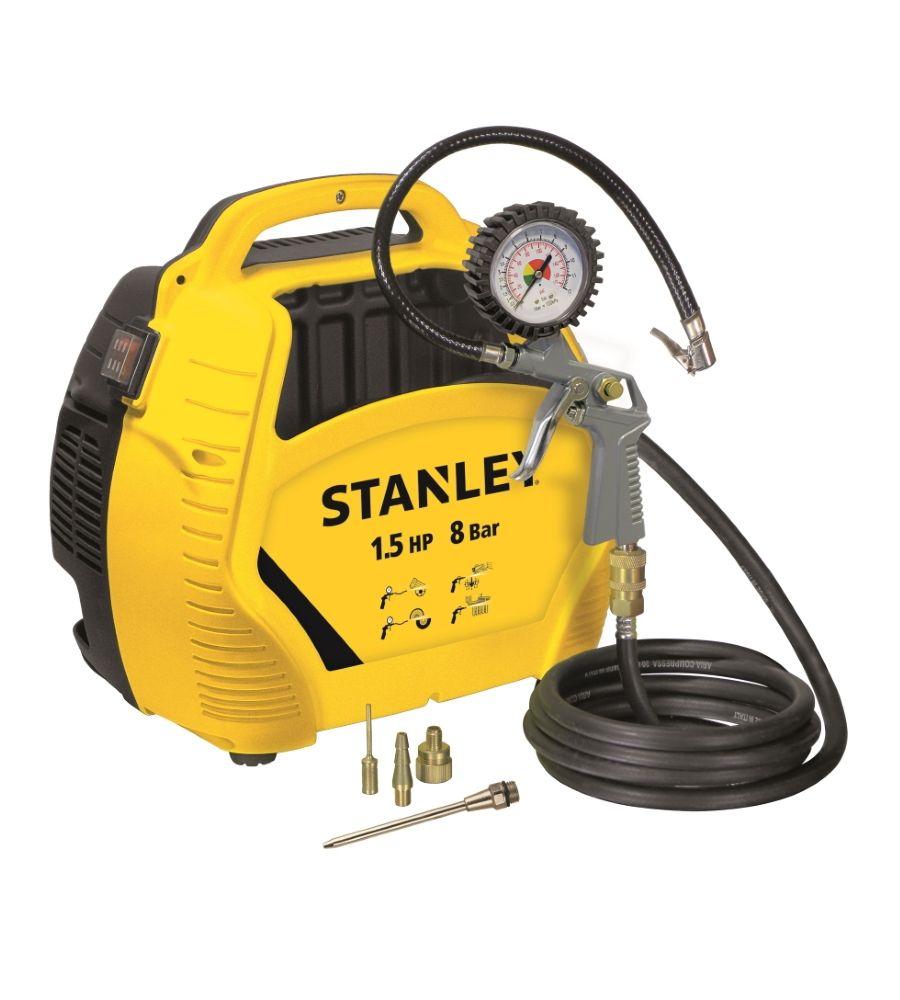 Kompresor bezolejowy Stanley AIR KIT STN595
