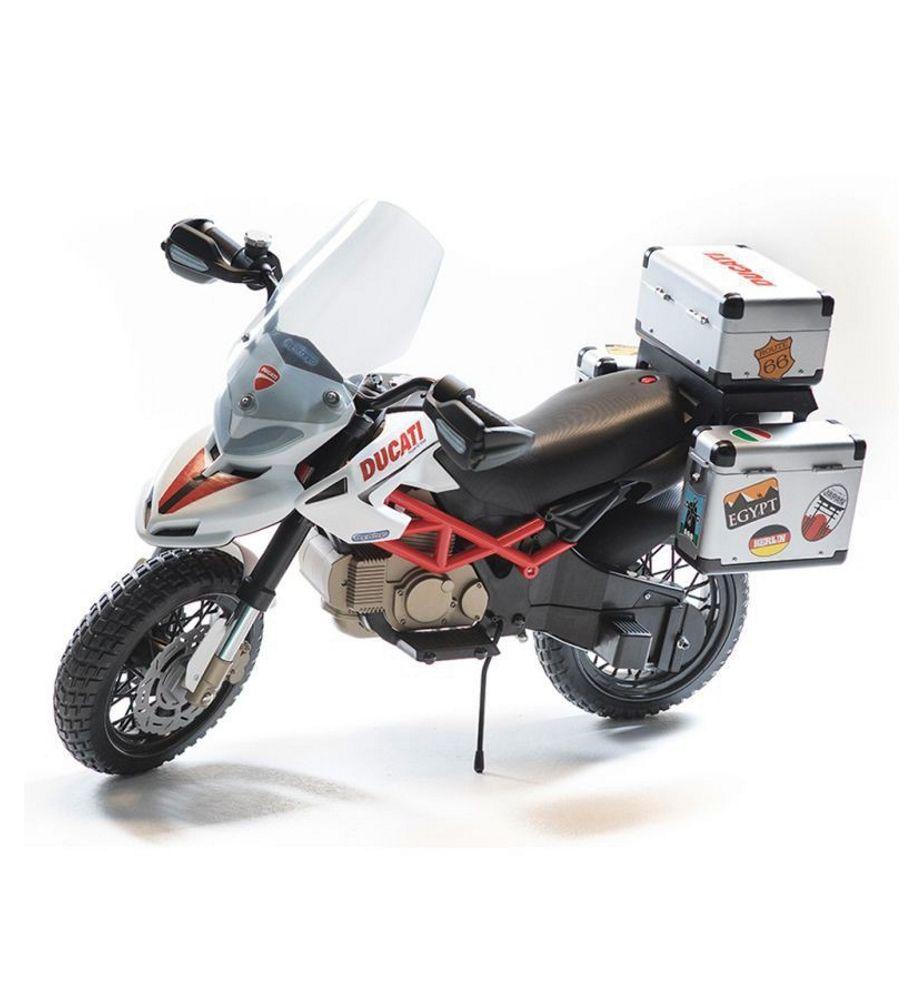 Motor na akumulator 12V Peg Perego Ducati Hypercross IGMC 0021