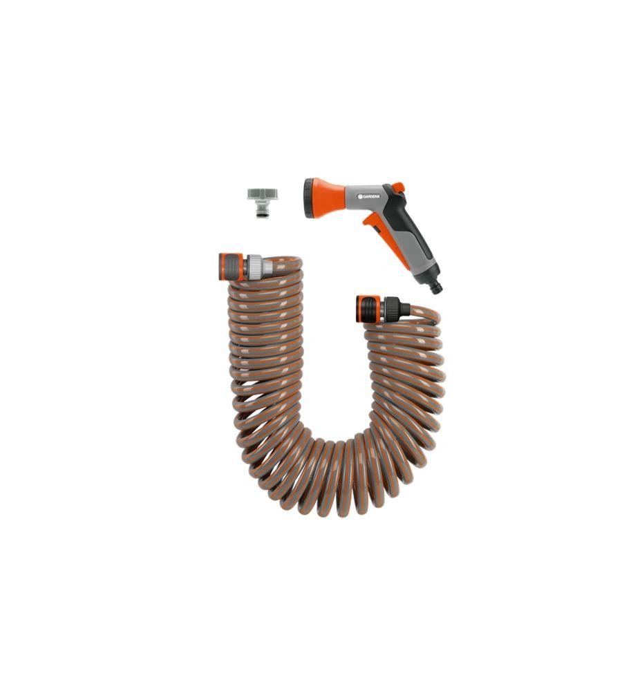 Wąż spiralny - zestaw Gardena 04647-20