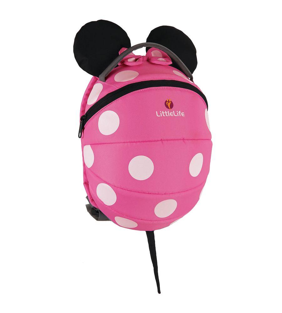 Plecak dziecięcy Littlelife Animal Pack 1-3 lata minnie pink