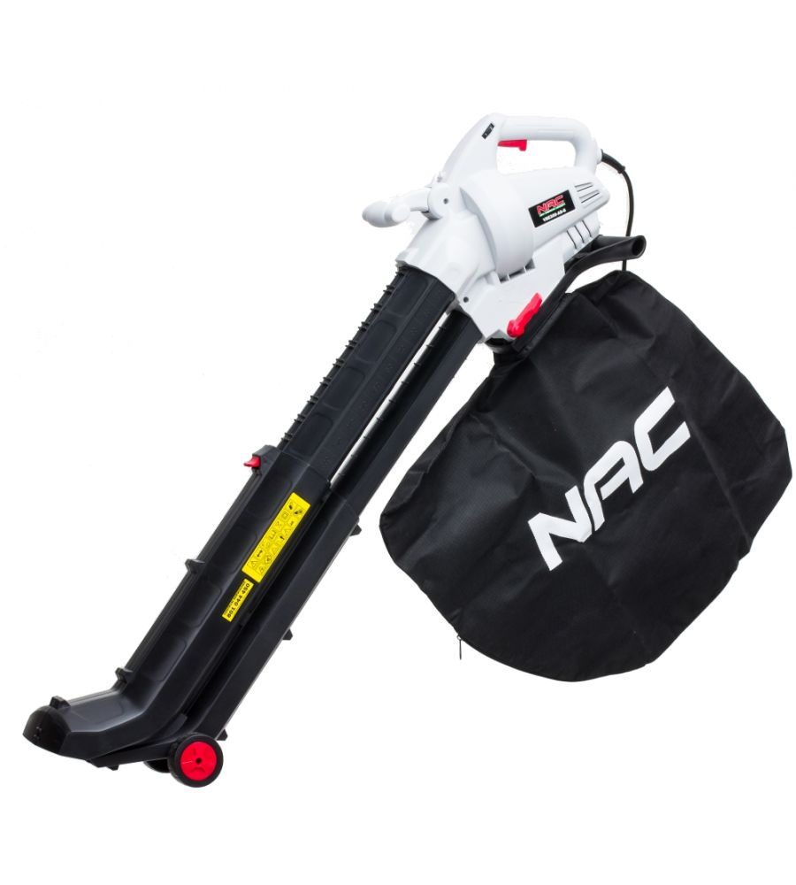 Odkurzacz elektryczny ogrodowy NAC VBE300-AS-G