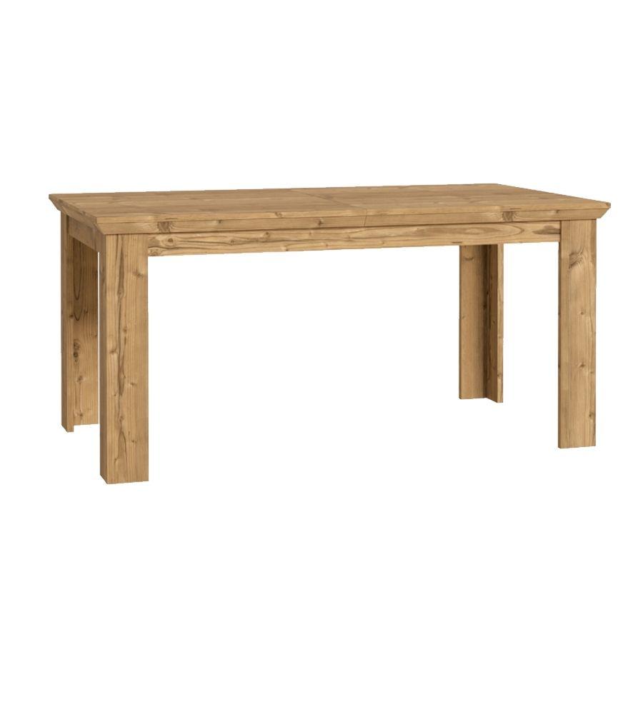 Stół rozkładany 90x160 Forte Nepal EPLT401 S17
