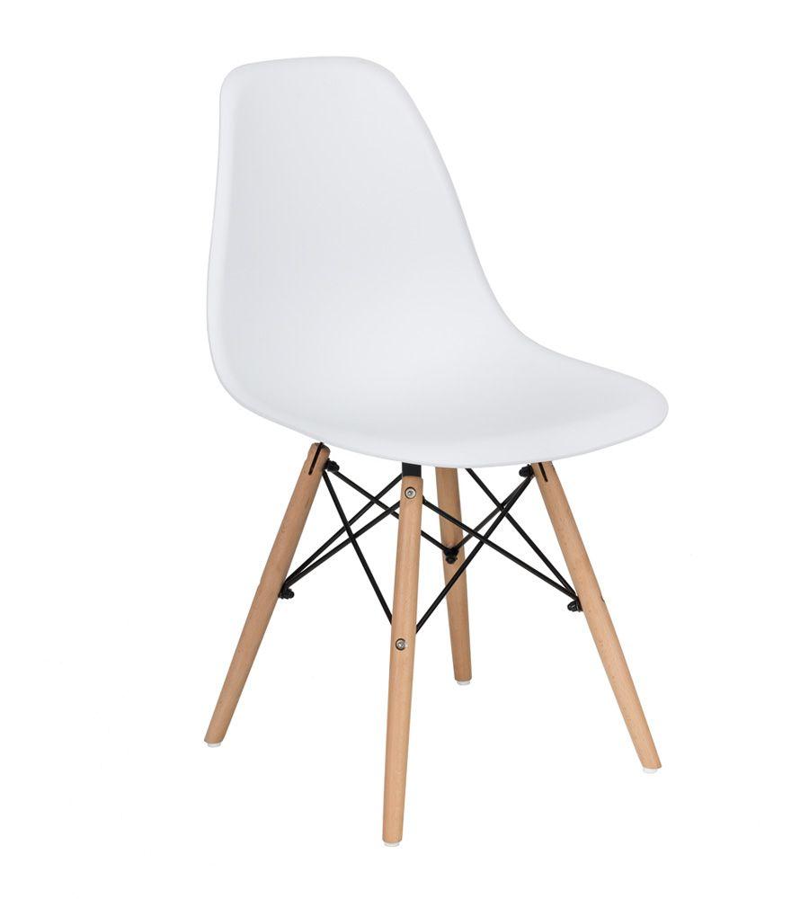 Krzesło LCN Lavos białe