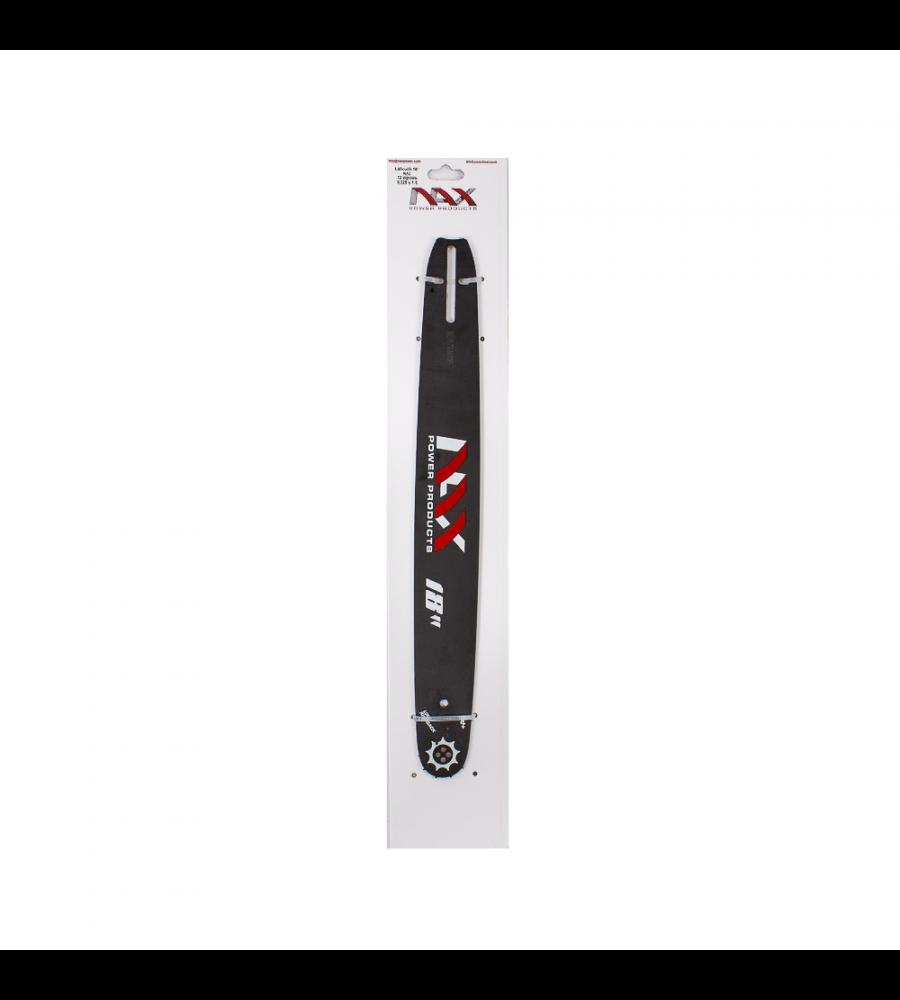 Prowadnica 18 NAX 0,325x1,5 do pilarki łańcuchowej