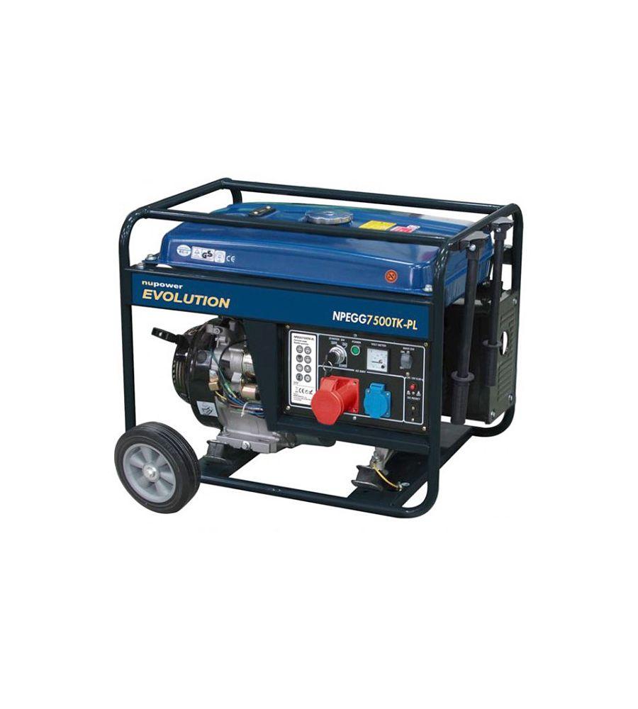 Generator prądotwórczy Nutool NPEGG7500ZTPL
