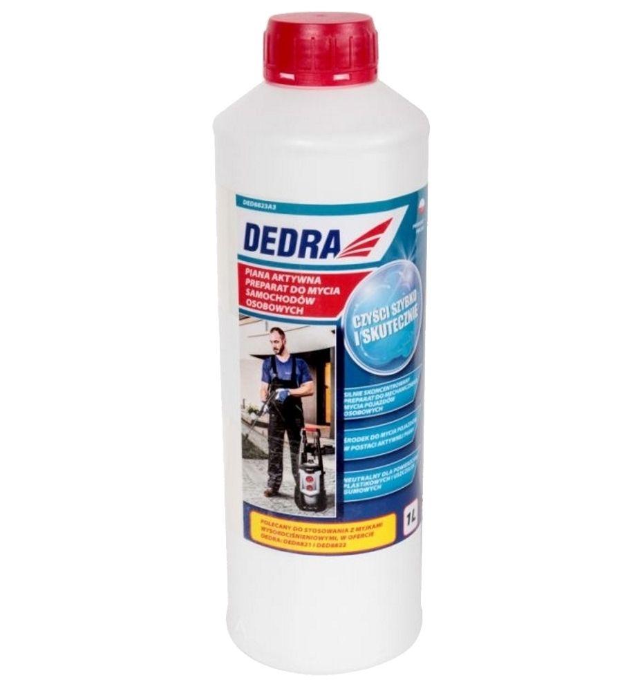 Piana aktywna do mycia samochodów osobowych DEDRA DED8823A3 1L