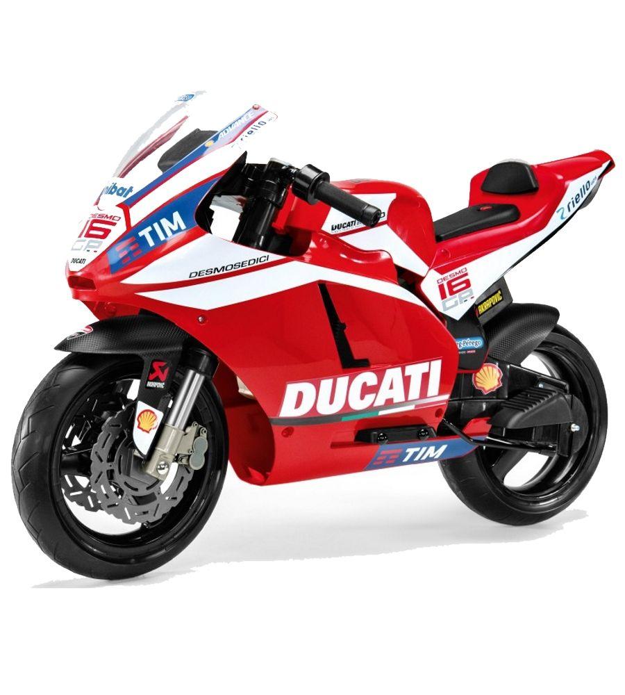 Motor na akumulator 12V Peg Perego Ducati Desmosedici GP IGMC 0020